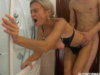 Black cock anal porn
