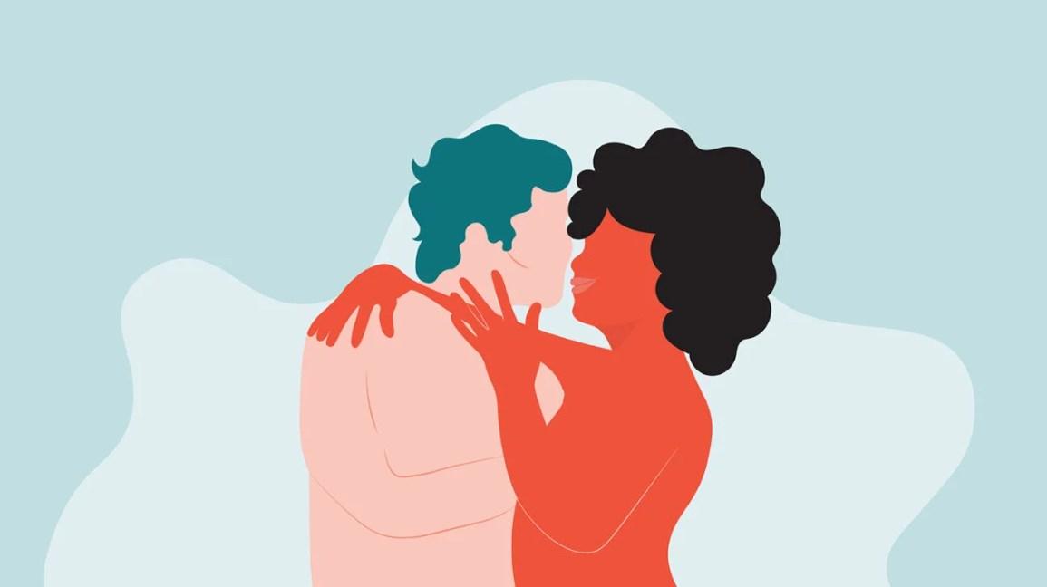 sex massage of male organ