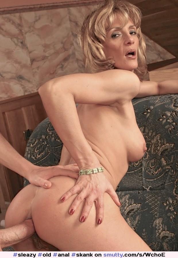 granney with dildo